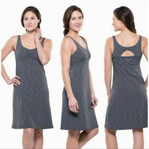 Kuhl Athletic Dress with Built in Bra. Size Large